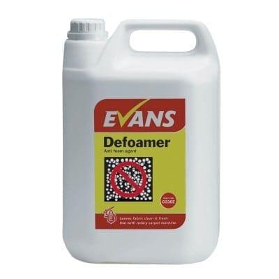 Evans - DEFOAMER Anti-Foam Agent - 5 litre