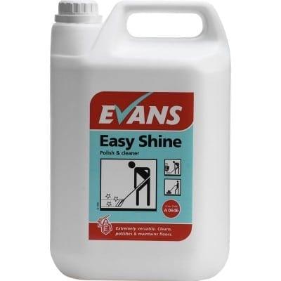 Evans - EASY SHINE Floor Polish - 5 litre