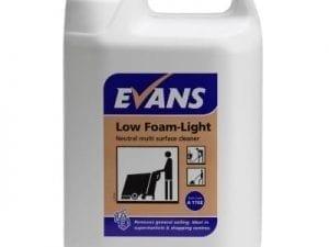 Evans - LOW FOAM LIGHT - 5 litre