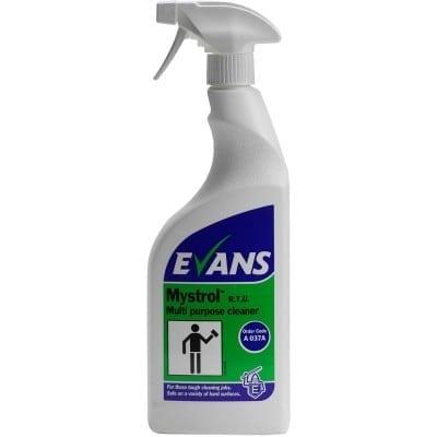 Evans - MYSTROL All Purpose Cleaner - 6 x 750ml