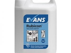 Evans - RUBICON Citrus Cleaner Degreaser - 5 litre