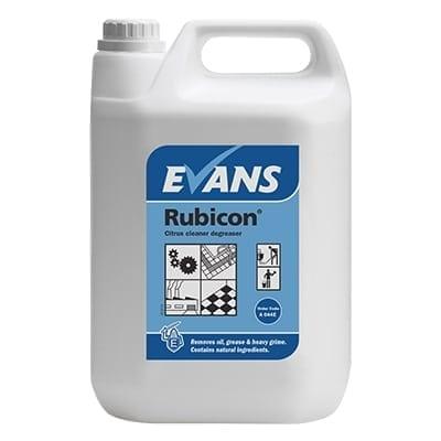 Evans - RUBICON Citrus Cleaner Degreaser - 5 litre