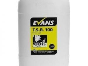 Evans - T.S.R. 100 Traffic Soil Remover - 25 litre