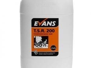 Evans - T.S.R. 200 Traffic Soil Remover - 25 litre