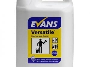Evans - VERSATILE General Multi Surface Cleaner - 5 litre
