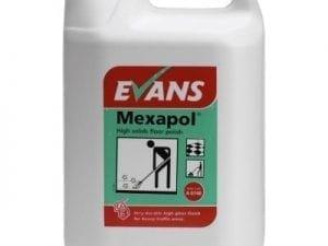 Evans - MEXAPOL Floor Polish - 5 litre