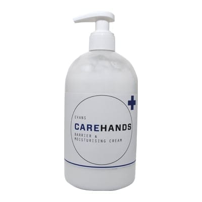 Evans - CAREHANDS Barrier & Moisturising Cream - 500ml