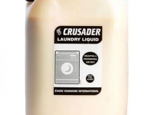 Evans - CRUSADER LAUNDRY LIQUID - 10 litre