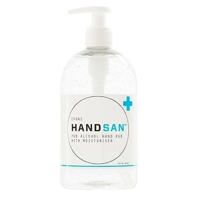 Hand Care - Alcohol Hand Sanitisers