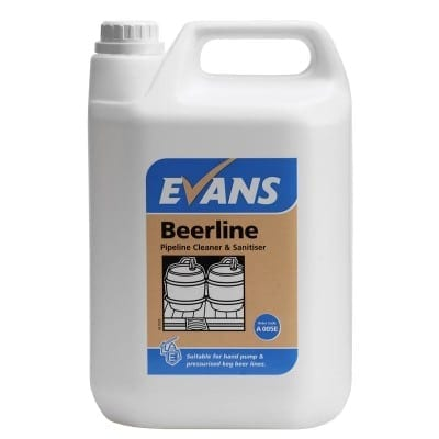 Evans - BEERLINE CLEANER - 5 litre