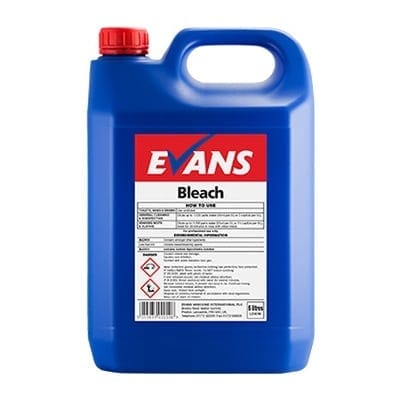 Disinfectants & Bleach
