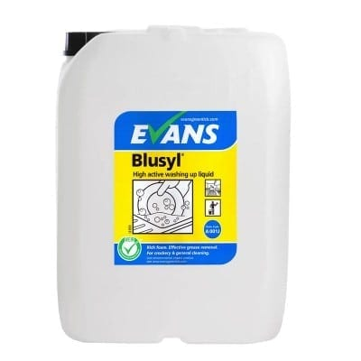 Evans - BLUSYL Washing Up Liquid - 20 litre