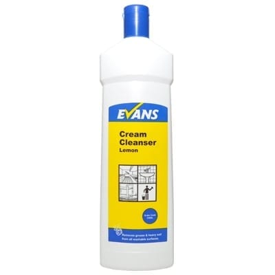 Evans - CREAM CLEANSER - 1 x 500ml