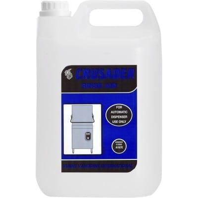 Evans - CRUSADER RINSE AID - 5 litre-0