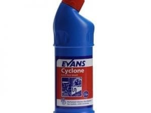 Evans - CYCLONE Thick Bleach - 12 x 750ml