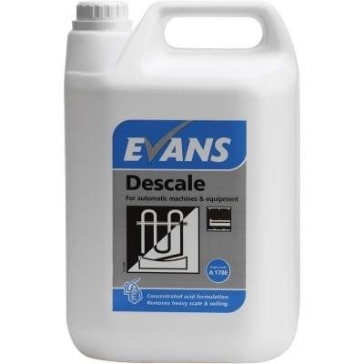 Evans - DESCALE Limescale Remover - 5 litre