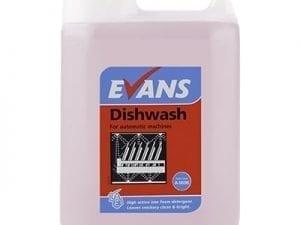 Evans - DISH WASH - 5 litre