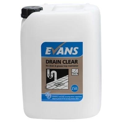 Evans - DRAIN CLEAR - 10 litre