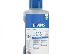 Evans - EC6 ALL PURPOSE Hard Surface Cleaner - 1 litre