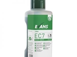 Evans - EC7 HEAVY DUTY Hard Surface Cleaner - 1 litre