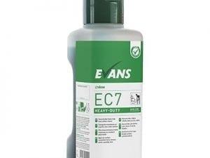 Evans - EC7 HEAVY DUTY Hard Surface Cleaner - 1 litre