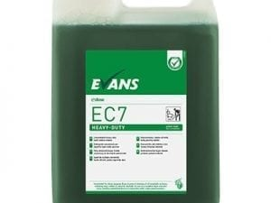 Evans - EC7 HEAVY DUTY Hard Surface Cleaner - 5 litre