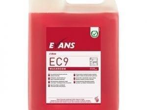 Evans - EC9 WASHROOM Cleaner & Descaler - 5 litre