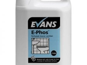 Evans - E-PHOS Multi Surface Acid Cleaner - 5 litre