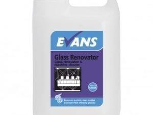 Evans - GLASS RENOVATOR - 2.5 litre