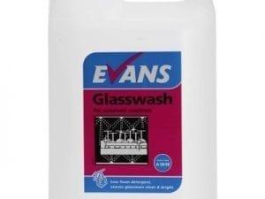 Evans - Cabinet GLASSWASH - 5 litre