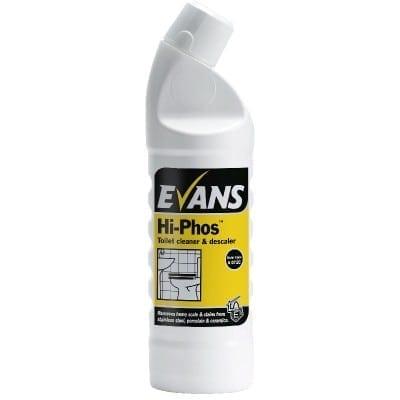 Evans - HI-PHOS Active Cleaner & Descaler - 1 litre