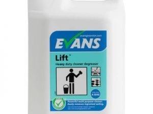 Evans - LIFT Heavy Duty Degreaser - 5 litre
