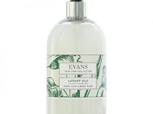 Evans - LUXURY SILK Hand Wash - 500ml