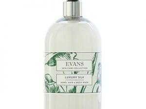 Evans - LUXURY SILK Hand Wash - 500ml