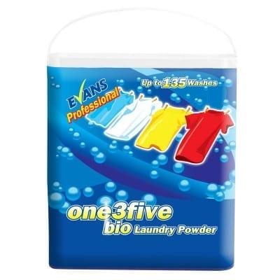 Evans - ONE3FIVE BIO Laundry Powder - 10kg