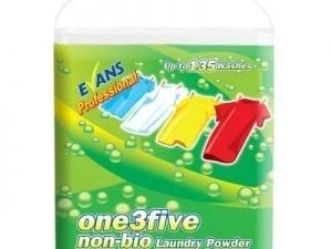 Evans - One3five NON BIO Laundry Powder - 10kg