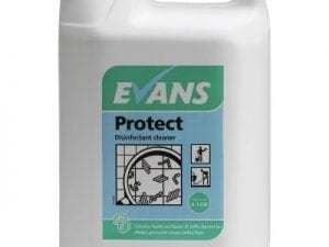 Evans - PROTECT Disinfectant Cleaner - 5 litre