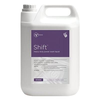 Evans - SHIFT Heavy Duty Power Wash - 5 litre