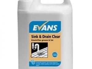 Evans - SINK & DRAIN CLEAR - 2.5 litre