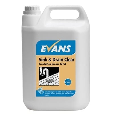 Drain Maintainance Products