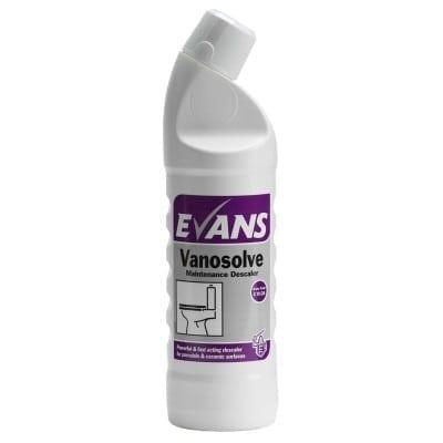Evans - VANOSOLVE Maintenance Descaler - 6 x 1 litre