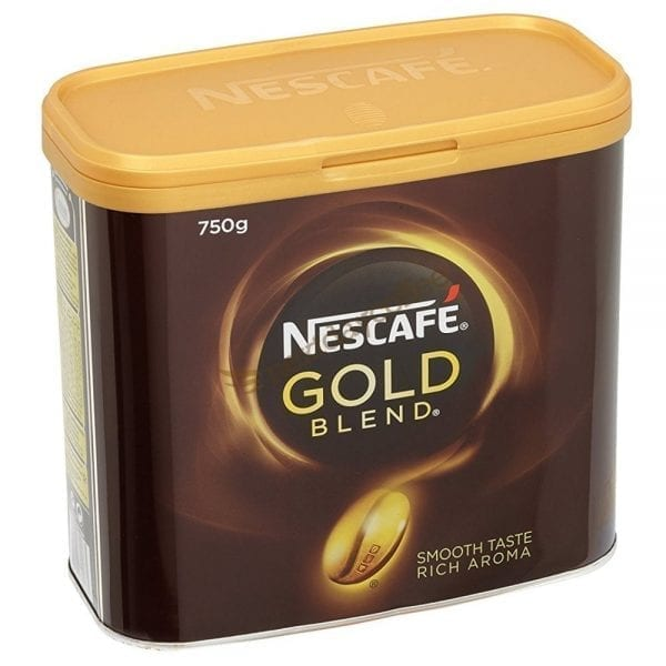 Nescafe Gold Blend Coffee - 750g Tin