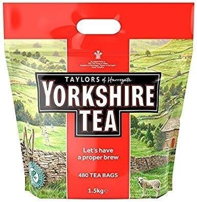 Yorkshire Tea - 480 Bag