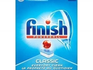 Finish Powerball Finish Powerball Classic Dishwasher Tabs - Box 110