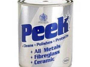 Peek Metal Polish - 1 litre