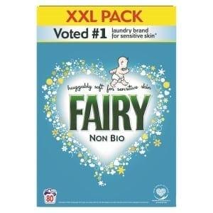 Fairy Professional Soap Powder - 80 wash 1
