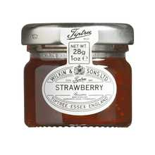 Tiptree Strawberry Jam Jars 28g - Box 72 1