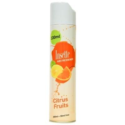 Loorolls Insette Citrus Fruits Air Freshener