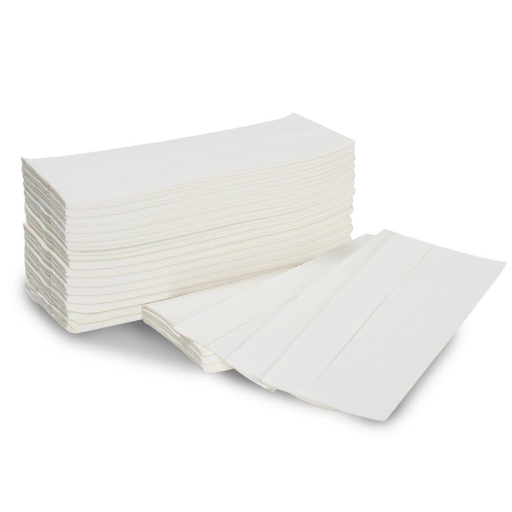 C Fold Paper Hand Towels Flight/Flushable 2ply - White - Box 2295