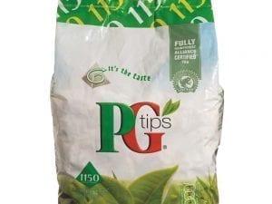 PG Tips Tea Bags - 1150 Bag